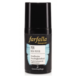 Farfalla Firming Moisturizing Fluid Pink Pepper (30ml)