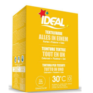 IDEAL Textile Dye All in One Yellow (230g)