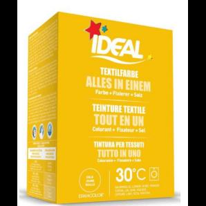 IDEAL Textilfarbe Alles in einem Gelb (230g)