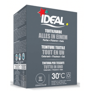 IDEAL Textile Dye All in One Grey (230g)