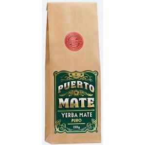 Puerto Mate feuilles de thé Yerba Mate sachet de recharge (150g)