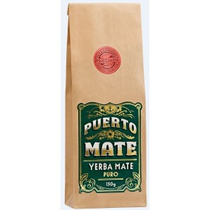 Puerto Mate tea leaves Yerba Mate refill bag (150g)