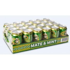El Tony Mate & thé à la menthe (24 x 330ml)