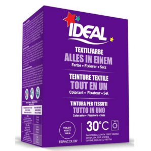IDEAL Textile Dye All in One Violet (230g)