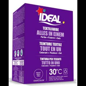 IDEAL Textilfarbe Alles in einem Violett (230g)