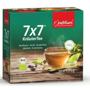 Jentschura 7x7 herbal tea (50 pieces)