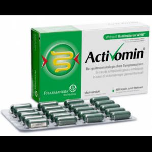 Activomin capsules (60 pieces)