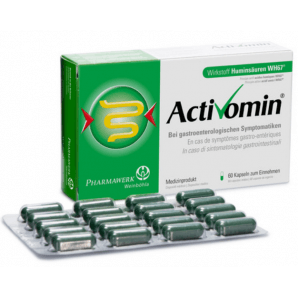 Activomin capsules (60 pieces)