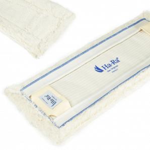 Ha-Ra floor wet fiber Bodenexpress white short (57cm)