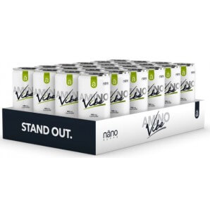Nanosupps Amino Vibe Super Pear (24x330ml)