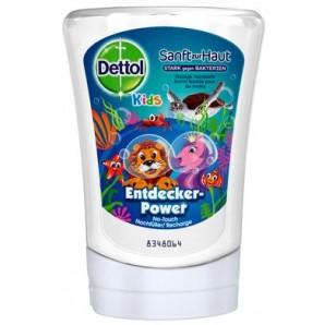 Dettol recharge de savon sans contact pour enfants (250ml)