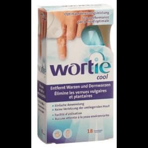wortie cool wart remover (50ml)