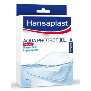 Hansaplast Aqua Protect Strips XL (5 pieces)