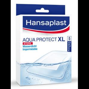 Hansaplast Les bandes Aqua Protect XL (5 pièces)