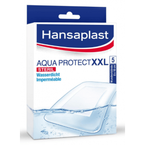 Hansaplast Aqua Protect Strips XXL (5 pieces)
