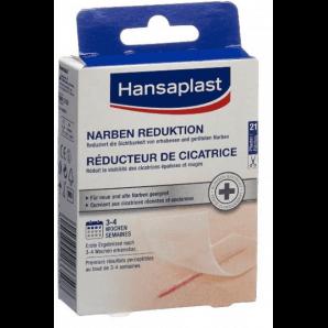 Hansaplast scar reduction plasters (21 pieces)