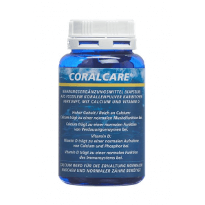 CORALCARE Vitamin D3 capsules (120 pieces)