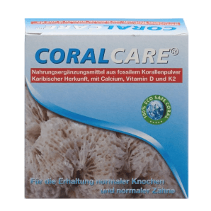 CORALCARE calcium with vitamin D3 and K2 sachets (30 pieces)