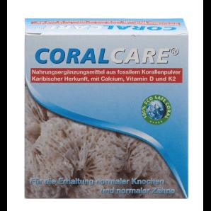 CORALCARE du calcium avec des sachets de vitamine D3 et K2 (30 pièces)