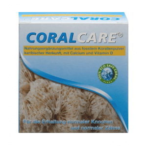 CORALCARE Vitamin D3 sachets (30 pieces)
