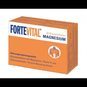 FORTEVITAL Magnesium Brausetabletten (20 Stk)