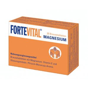 FORTEVITAL magnesium effervescent tablets (20 pieces)