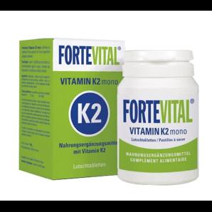 FORTEVITAL Vitamin K2 mono lozenges (60 pieces)