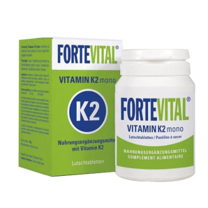 FORTEVITAL Vitamine K2 des pastilles mono (60 pièces)