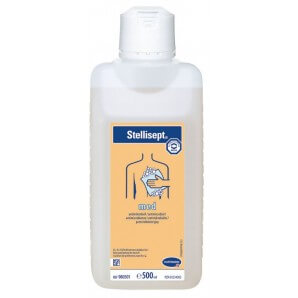 Stellisept med antimicrobial washing lotion (500ml)