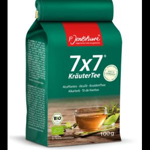 Jentschura 7x7 Kräuter Tee (100g)