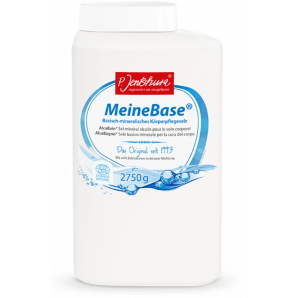 Jentschura MeineBase body care salt (2750g)