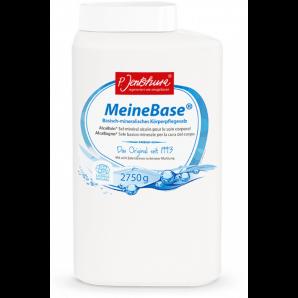 Jentschura MeineBase le sel de soin pour le corps (2750g)