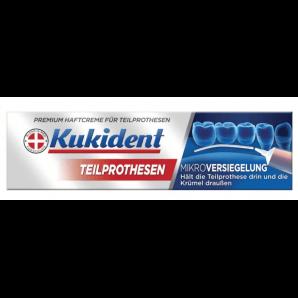 Kukident la crème adhésive pour prothèses partielles (40g)