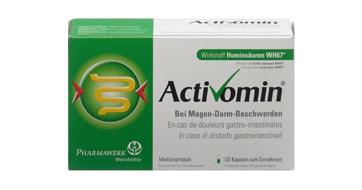 Activomin Kapseln (120 Stk)