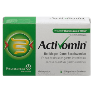 Activomin capsules (120 pieces)