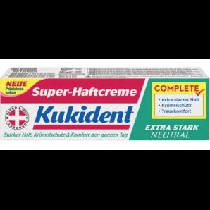 Kukident Super Adhesive Cream EXTRA FORT NEUTRE (47g)