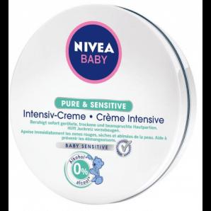 Nivea Baby Pure & Sensitive Intensiv-Creme (150ml)