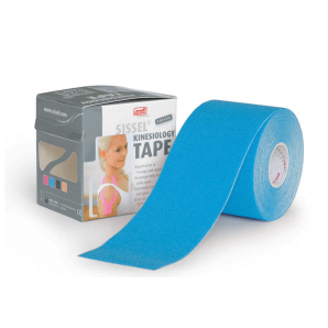 Sissel Kinesiology Tape Blau 5cm x 5m (1 Stk)