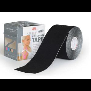 Sissel Kinesiology Tape Schwarz 5cm x 5m (1 Stk)