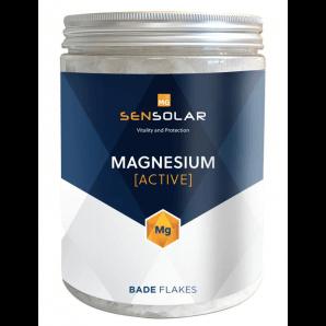SENSOLAR Magnesium Active BAIN FLOCONS (800g)