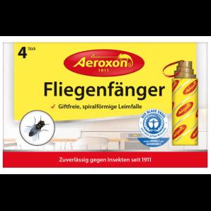 Aeroxon Fliegenfänger (4 Stk)
