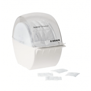 Askina Brauncel Cellulose Swab Box Empty (1 pc)