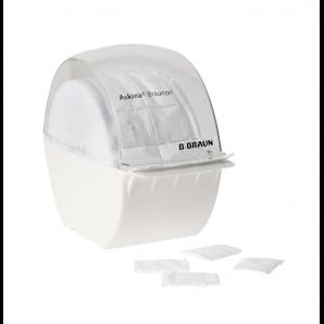 Askina Brauncel Zellstofftupfer Box leer (1 Stk)