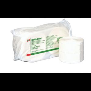 L&R Cellulose Tissue Swab Rolls (2 x 500 pieces)