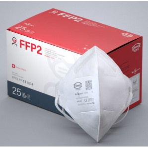 FLAWA FFP2 breathing mask MaXpert (25 pieces)