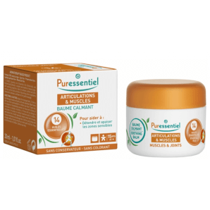 Puressentiel Baume Apaisant Articulations & Muscles (30 ml)