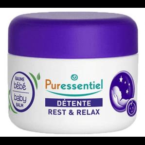 Puressentiel Rest & Relax Baby Massage Balm (30ml)