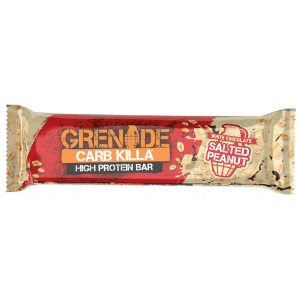 GRENADE Carb Killa White Chocolate Salted Peanut Protein Bars (60g)