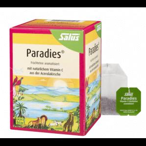 Salus Paradiestee Bio mit Vitamin C (15 Stk)