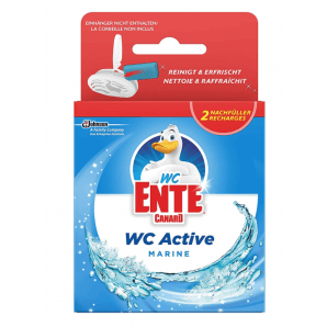 WC-Ente Toilet Active Marine Hanger Refill (2 x 40g)